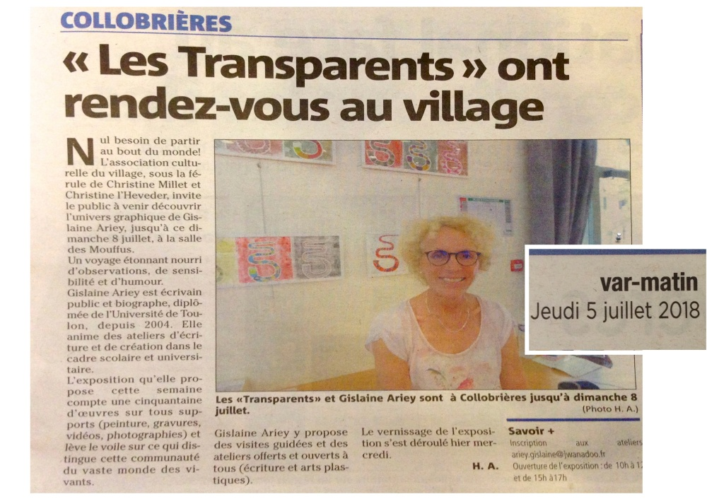 article Var Matin 5,07,18.jpg
